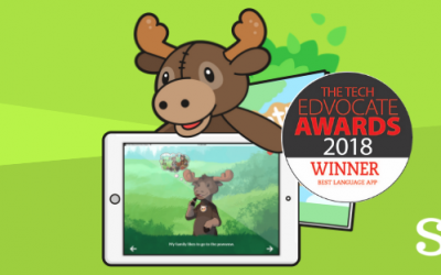 Sprig Learning Wins Best Language Learning App of 2018