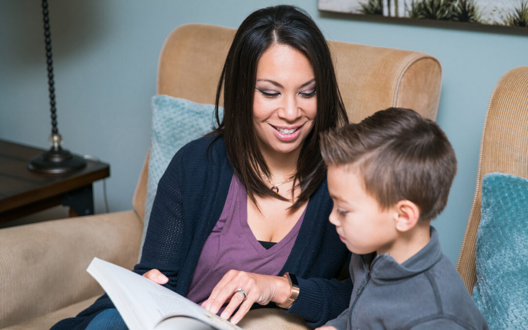 When Parents Get Involved, Early Literacy Grows