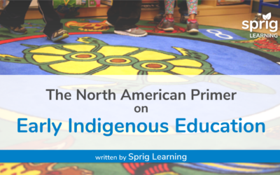 The North American Primer on Early Indigenous Education